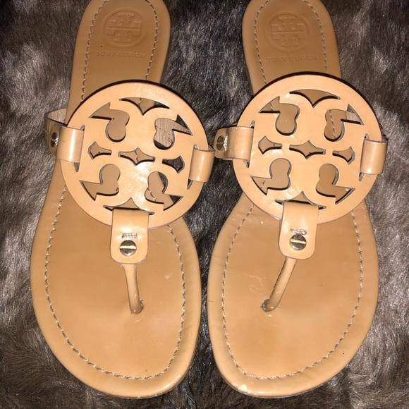 1a86d822fcc6fd Tory Burch Miller Sandals. M 5b7e1eab1b16db2ba1769534